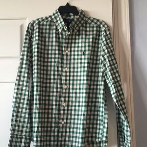 Boys Ralph Lauren shirt.
